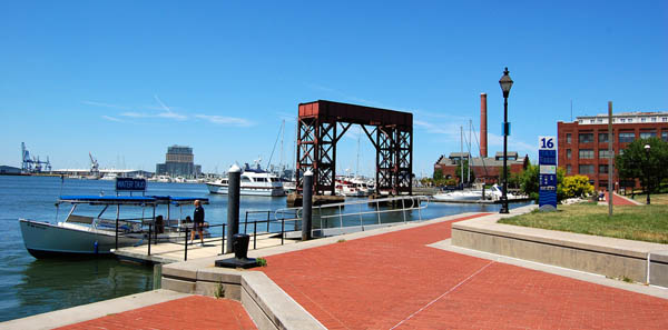 Exploring The Waterfront Promenade Welcome To Baltimore