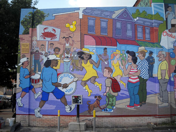 1000 images about baltimore street art on pinterest for Baltimore mural program