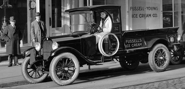 Fussell ice cream driver