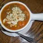 Crisfield crab soup