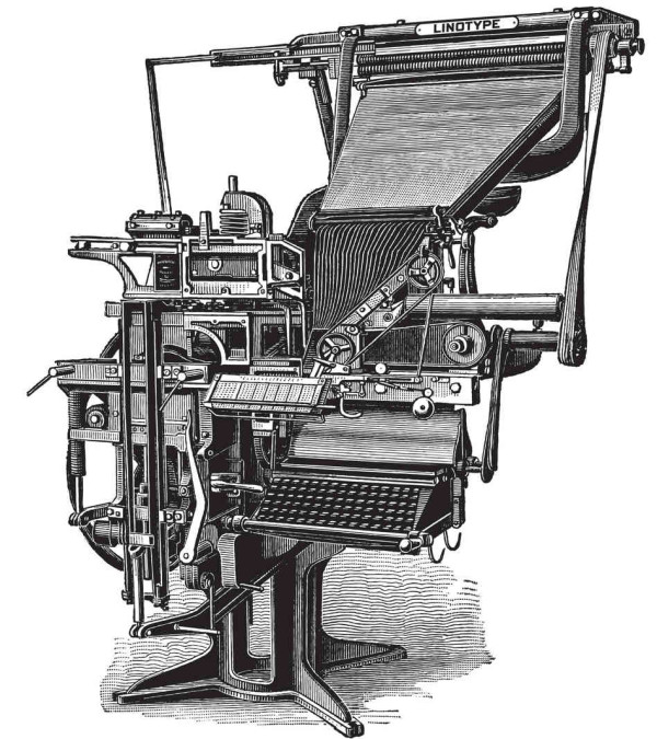 Image: Linotype: The Film www.linotypefilm.com